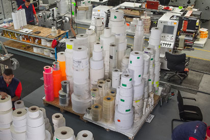 label manufacturing